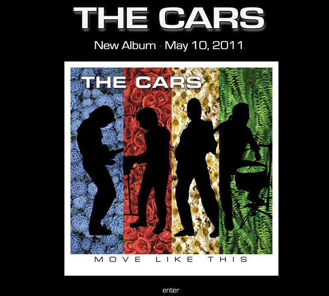 Cd Review The Cars Move Like This Artists Revenge Of The 80s Radio