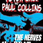 Paul Collins/Peter Case tour dates announced