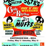 Nikki Corvette, The LIttle Girls, Kim Shattock, Ronnie Spector to headline Girls Got Rhythm Fest in St. Paul