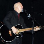 Midge Ure on tour, Bearsville Theater, Woodstock, NY 1-12-13. Photo by Elizabeth Lynch