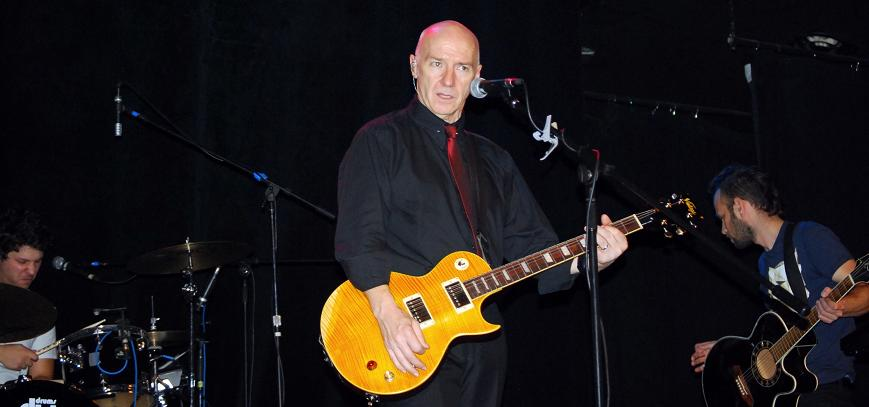 Review: Midge Ure live at The Bearsville Theater, Woodstock
