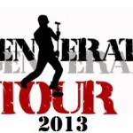 Regeneration Tour 2013 lineup set, dates coming.