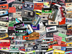 Tapes-cassettes